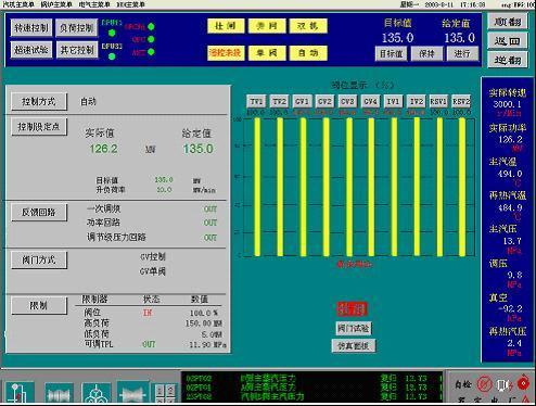 燃油锅炉监控系统
