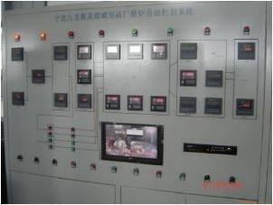 窑炉自动化系统